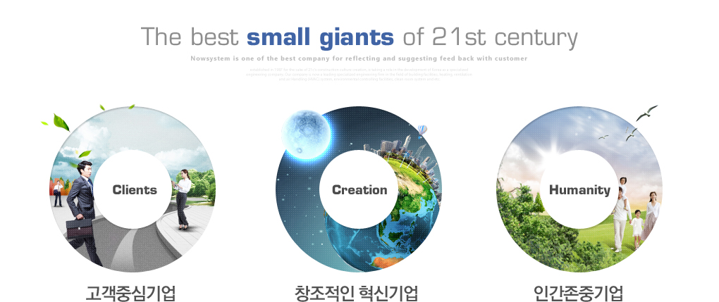 The best small giants of 21st century